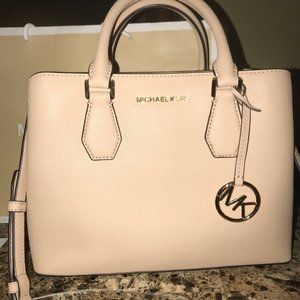 Michael Kors MD Satchel Handbag